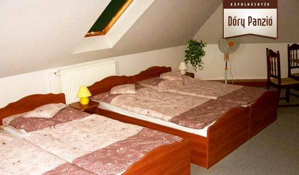 Velencei-tó szállás négyágyas szoba olcsó